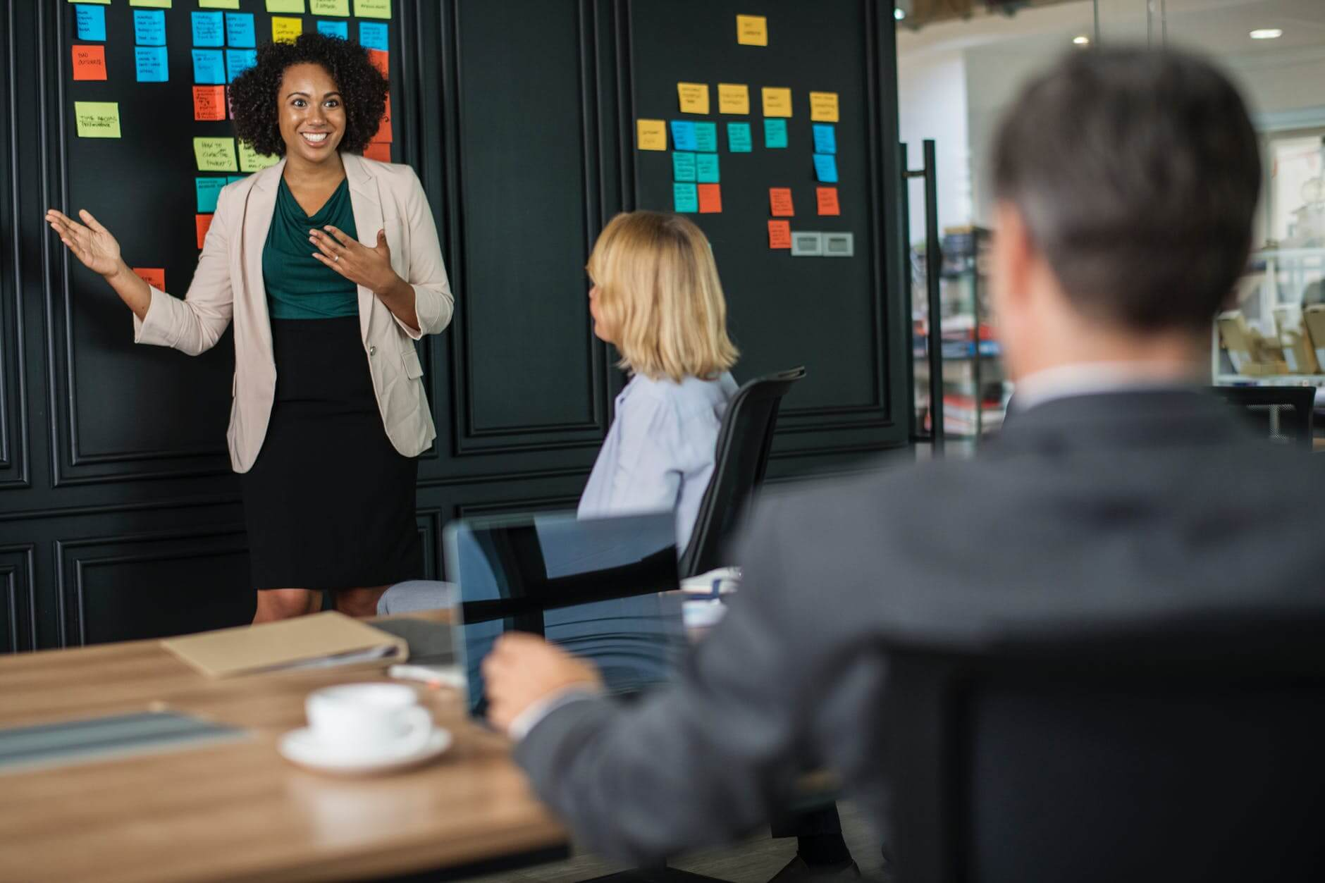 Top Tips for Better Presentations