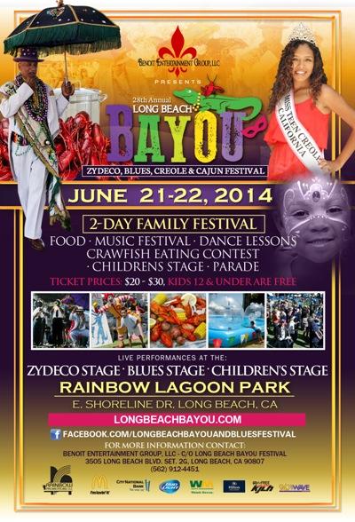 Long Beach Bayou Fest - 2014