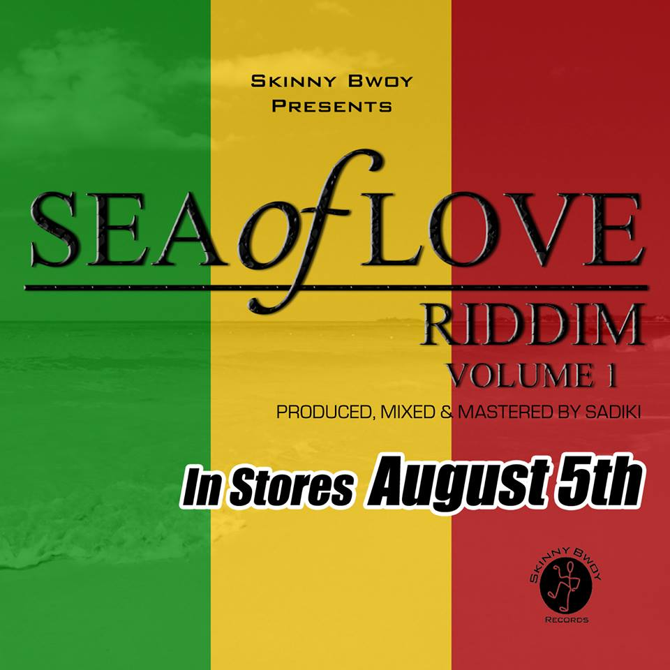 Sea of Love Riddim Vol 1