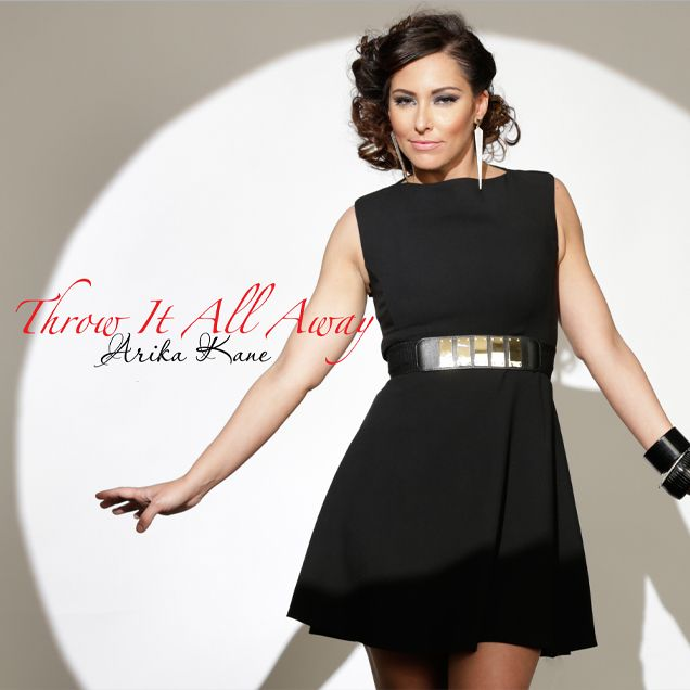 Arika Kane - Throw It All Away