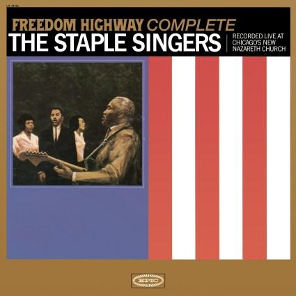 Legacy Recordings Staple Singers Freedom Highway