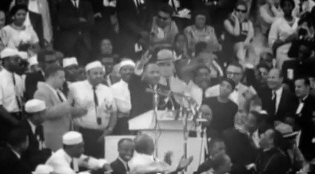 Dr. Martin Luther King - I Have a Dream Speech