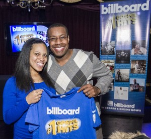eOne Music Billboard Num 1 Gospel Hits celebration in Chicago