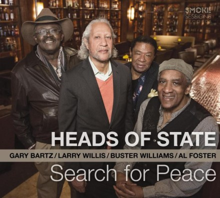 Heads of State - Search for Peace