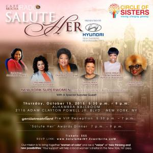 Circle of Sisters 2015