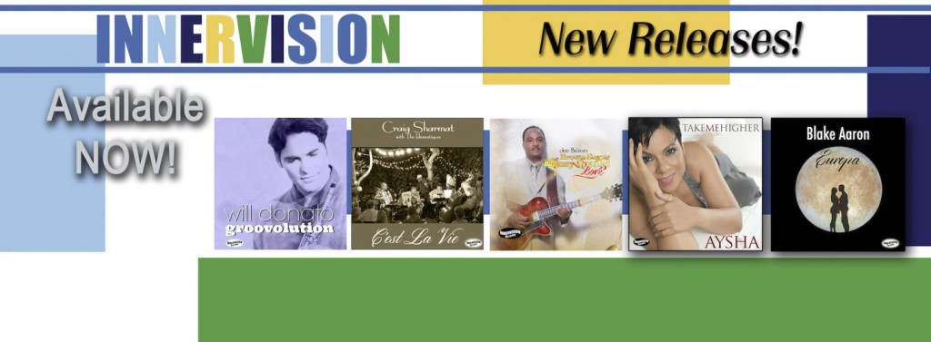 Innervision New Releases 2015