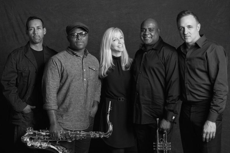 Lisa Hilton and Jazz Crew - 2015