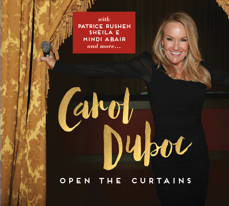 Carol Duboc - Open The Curtains
