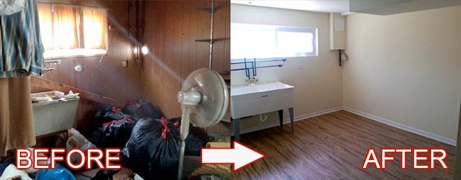 Chicago basement remodeling