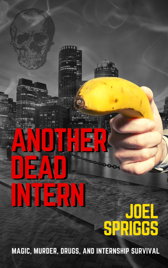 Cover of Another Dead Intern