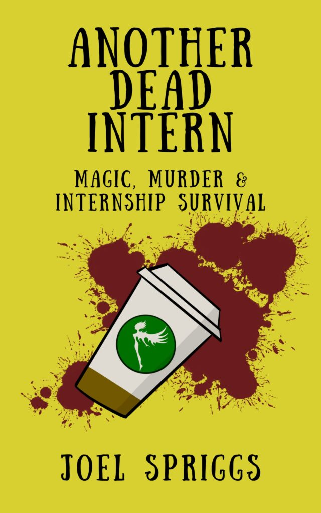 Another Dead Intern cover