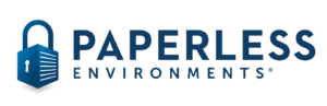Paperless Environments Logo