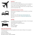 JETAA NatCon Travel Information