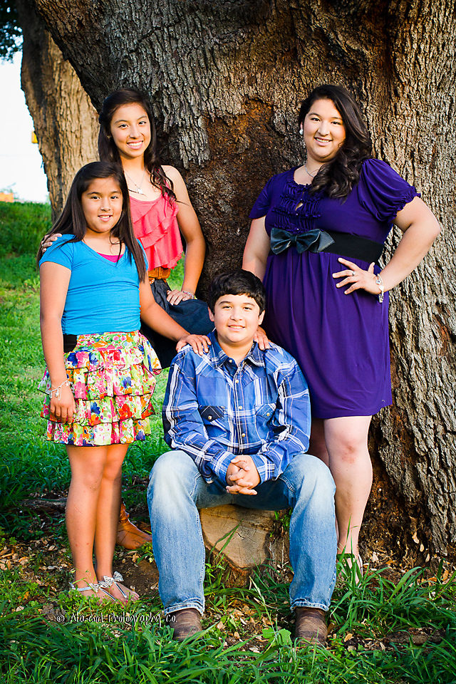 Ata-Girl Photography Co. | Family Session