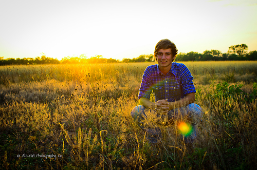 Kenny H | Ata-Girl Photography Co. | Senior Session