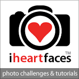 I Heart Faces Photo Challenge Submission