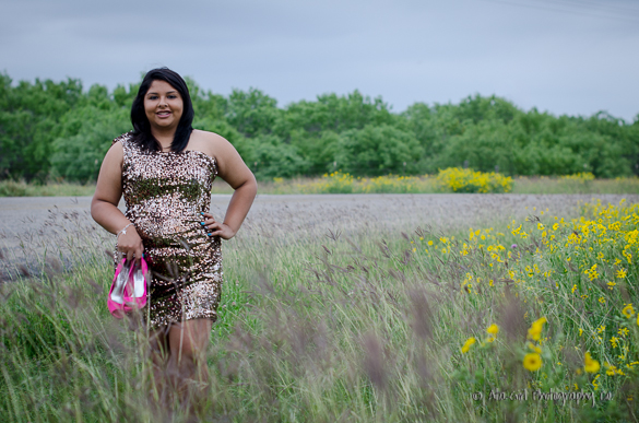 A Dilley Senior Session
