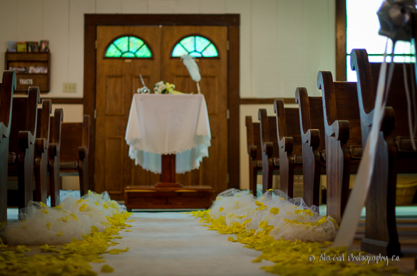 Planning for Your Wedding Day (Part I)