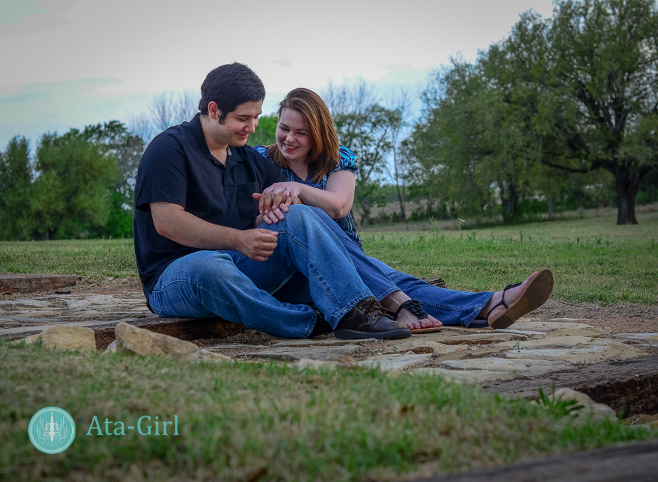 Amanda & Jacob's South Texas Engagement Session