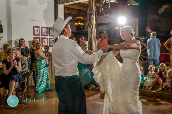 Proposal and South Texas Wedding Reception