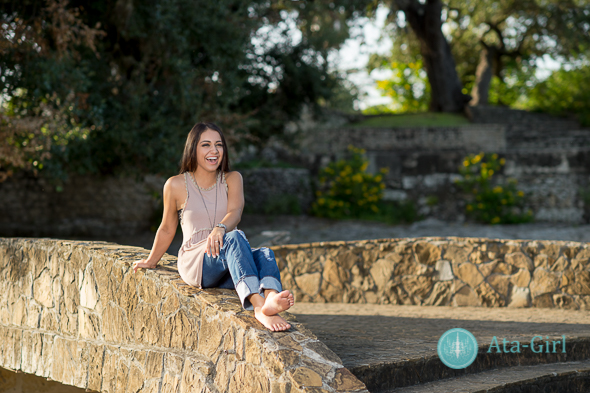 San Antonio Senior Portraits