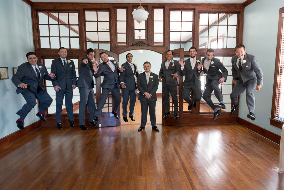 Tips for Groomsmen
