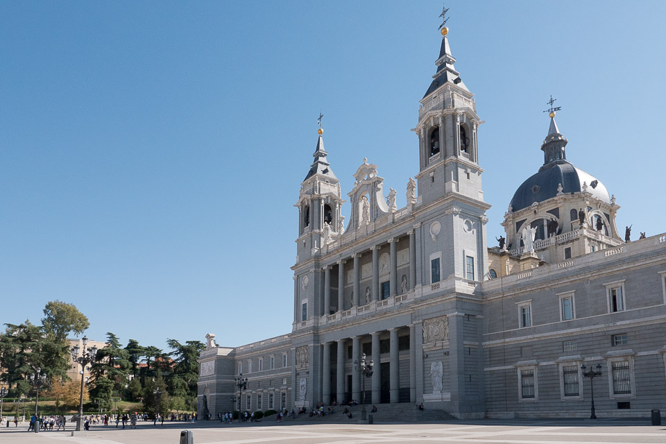 Europe: Madrid Review