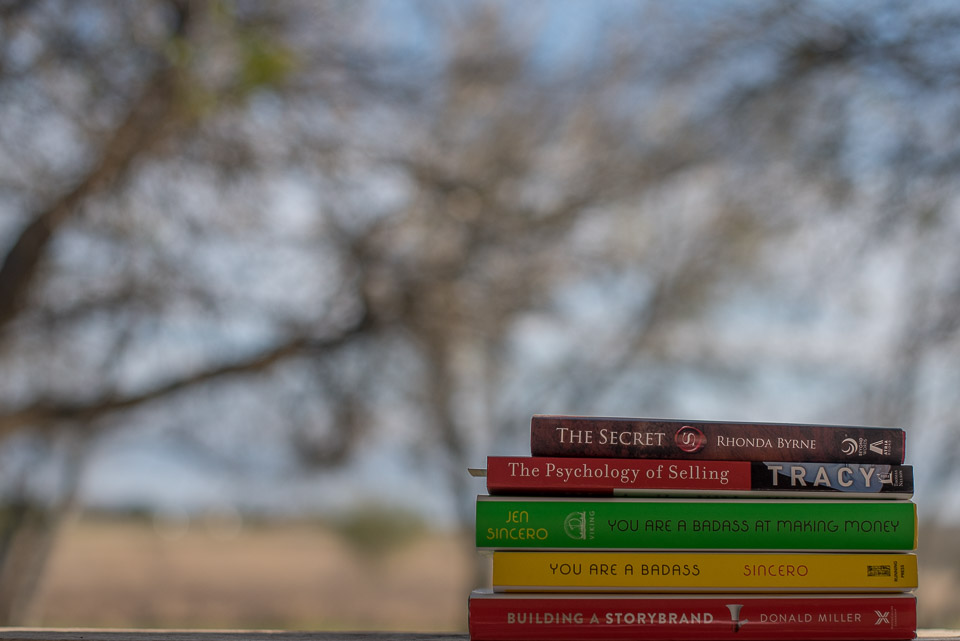 The Books I Read in 2018