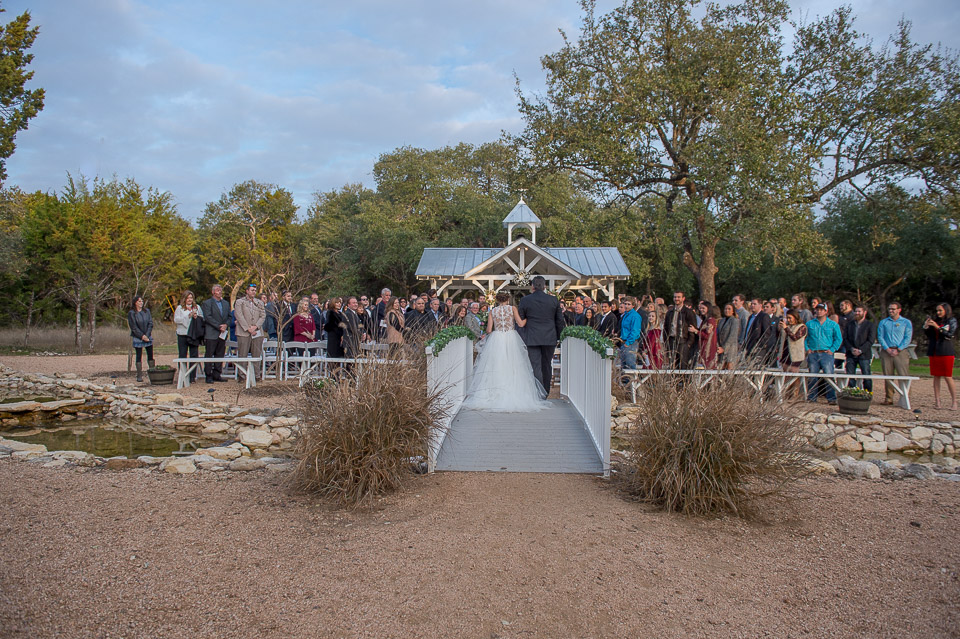 Hill Country Wedding at Western Sky