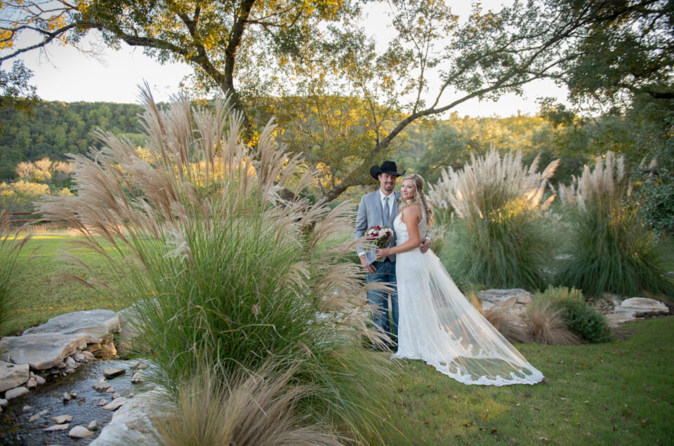Boerne Hill  Country Wedding