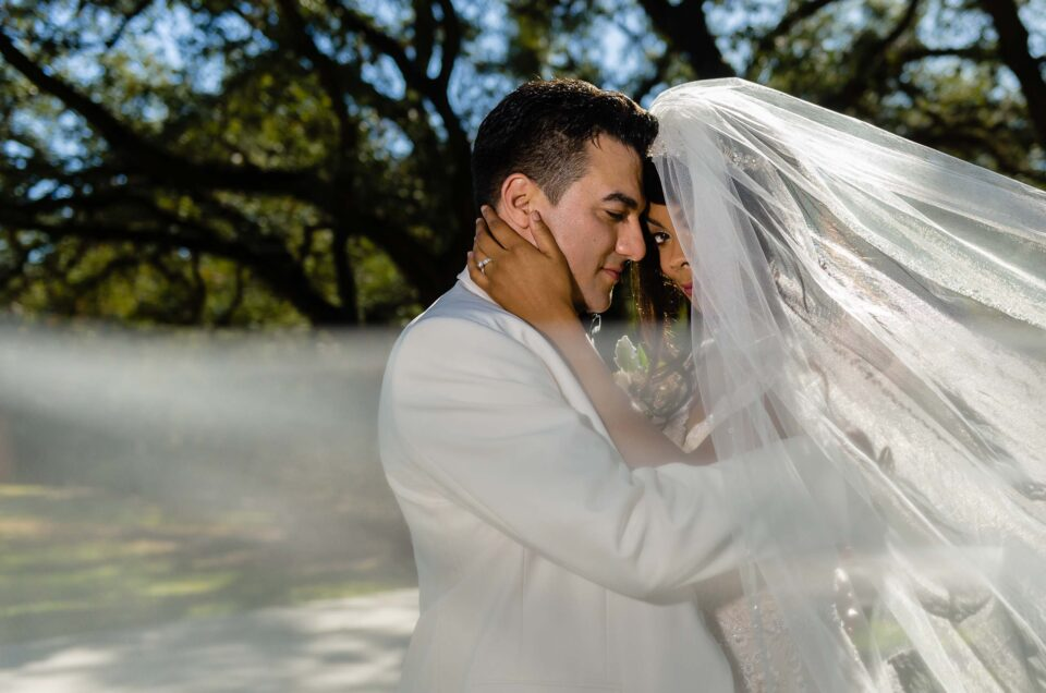 Winter Wedding in Gruene