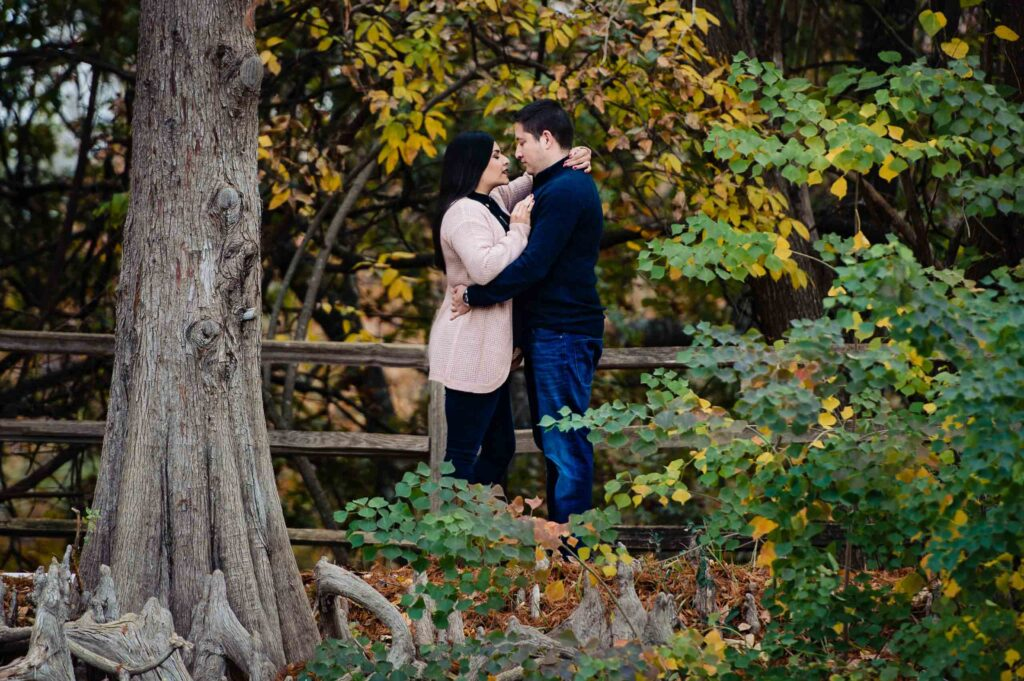 Top Spots for San Antonio Engagement Pics denman estate