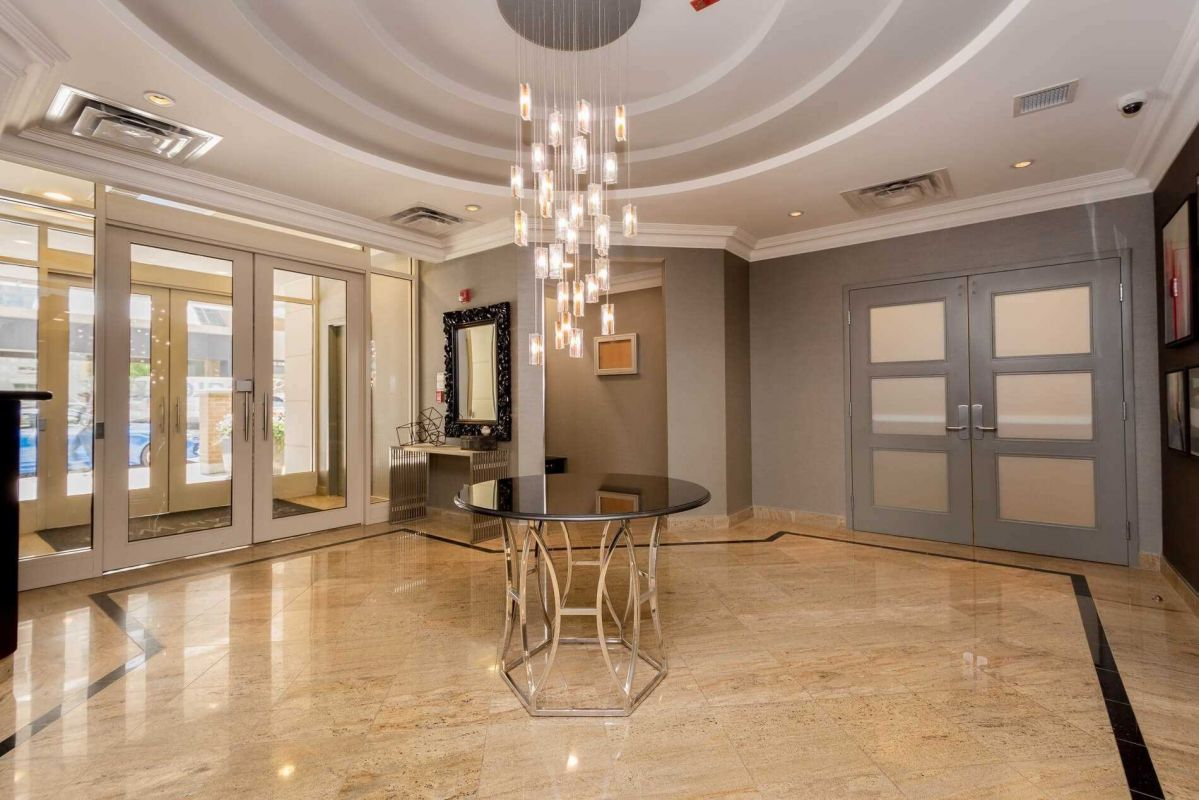 Rise Condos – 501 St Clair Ave W.- 2 Bed 2 Bath w/ Wrap-around balcony – Leased