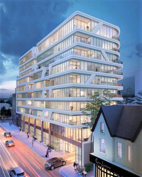 151 Avenue Rd – 1 Bedroom $2,300