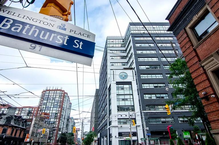 Toronto Condominium Building