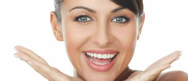 Cosmetic Dentistry - Bleaching Veneers