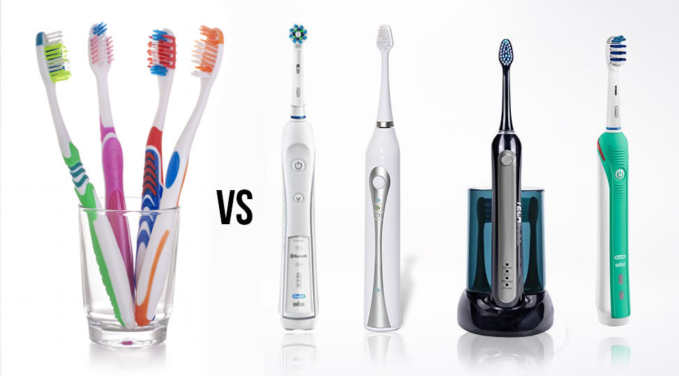 electric tooth brushes