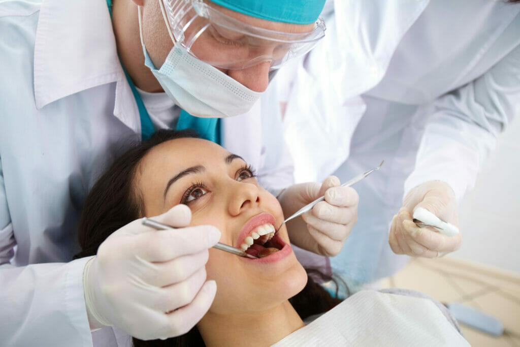emergency dentist - dental oral exam - dentist in temecula ca