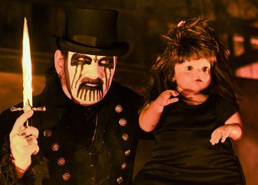 King Diamond at the Palladium - Worcester, MA