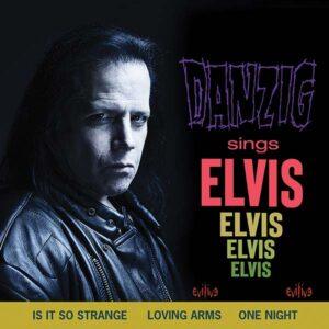 "Danzig's Latest Album ""DANZIG Sings ELVIS"" Available Now"