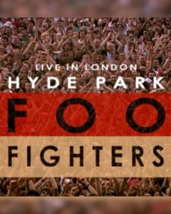Foo Fighters Post Hyde Park 2006 Show to Youtube