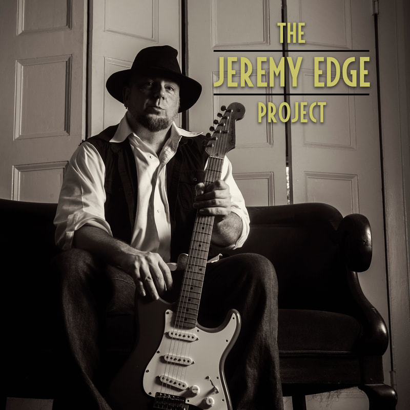 Jeremy Edge Releases New Single and Video For Firedancer