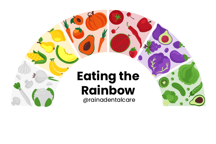 Eating The Rainbow!