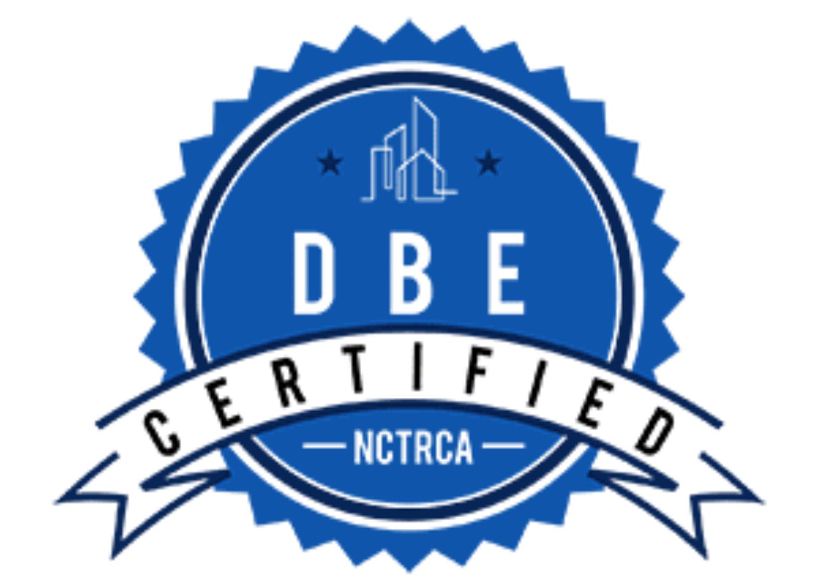 DBE Certified Logo