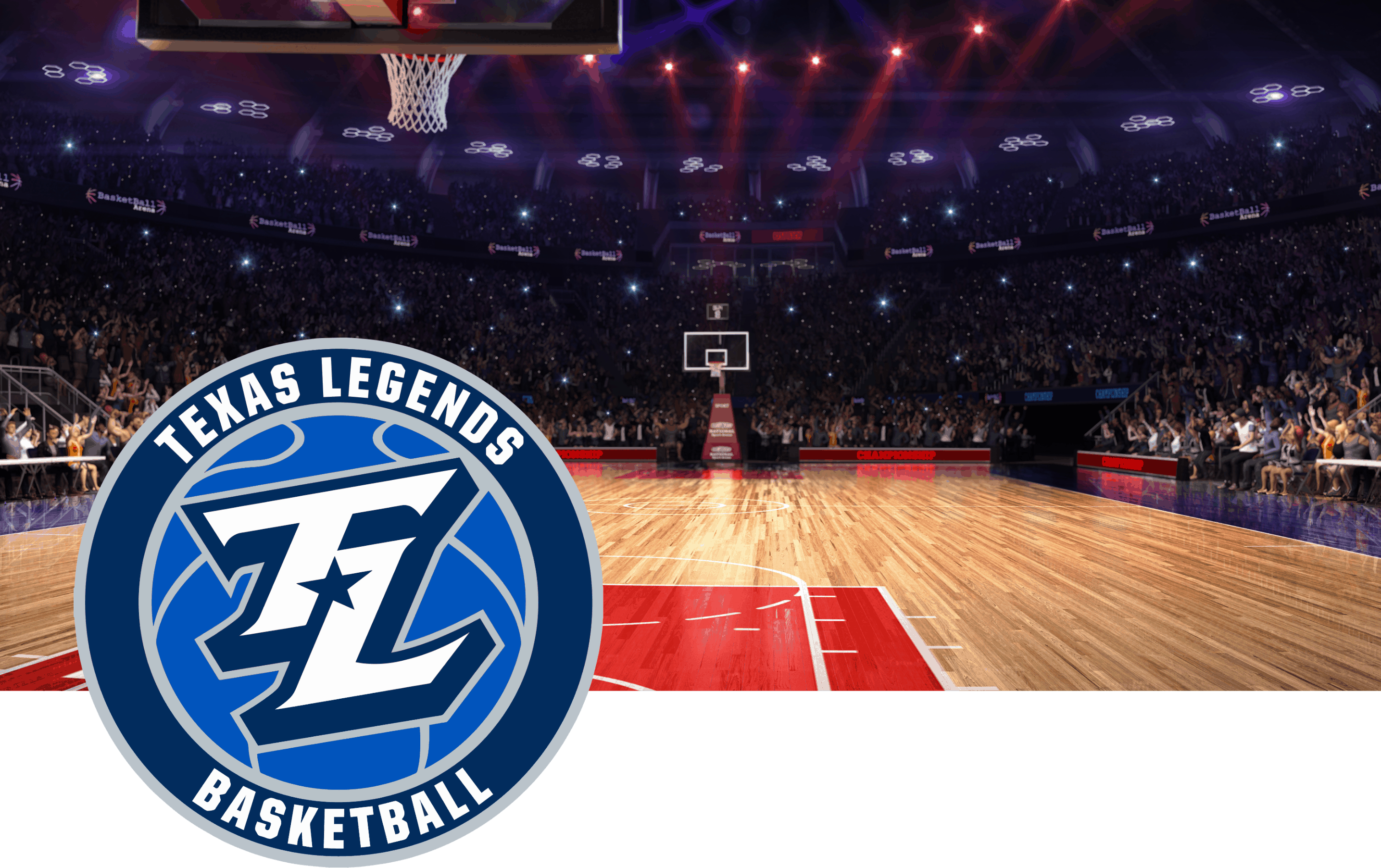 Texas Legends Photo