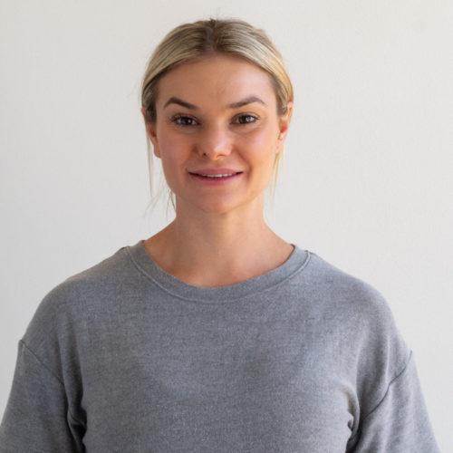 Team Member Sarah