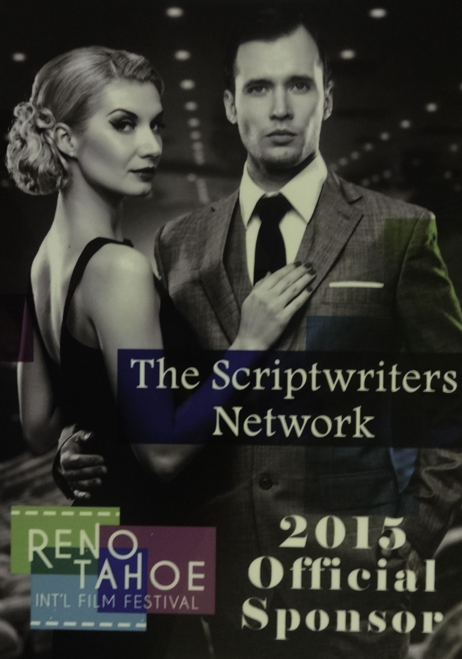 The Scriptwriters Network 2015 Official Sponsor
