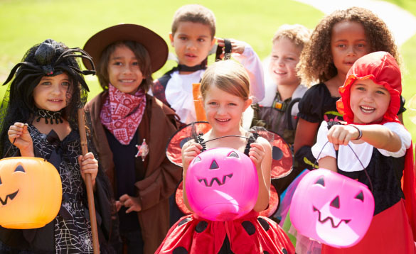 Alzein Pediatrics Halloween Safety