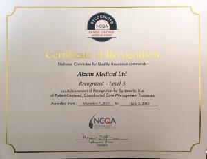 Alzein PatientCenteredMedical Home