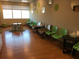 Sitting Area Alzein Pediatrics Clinic